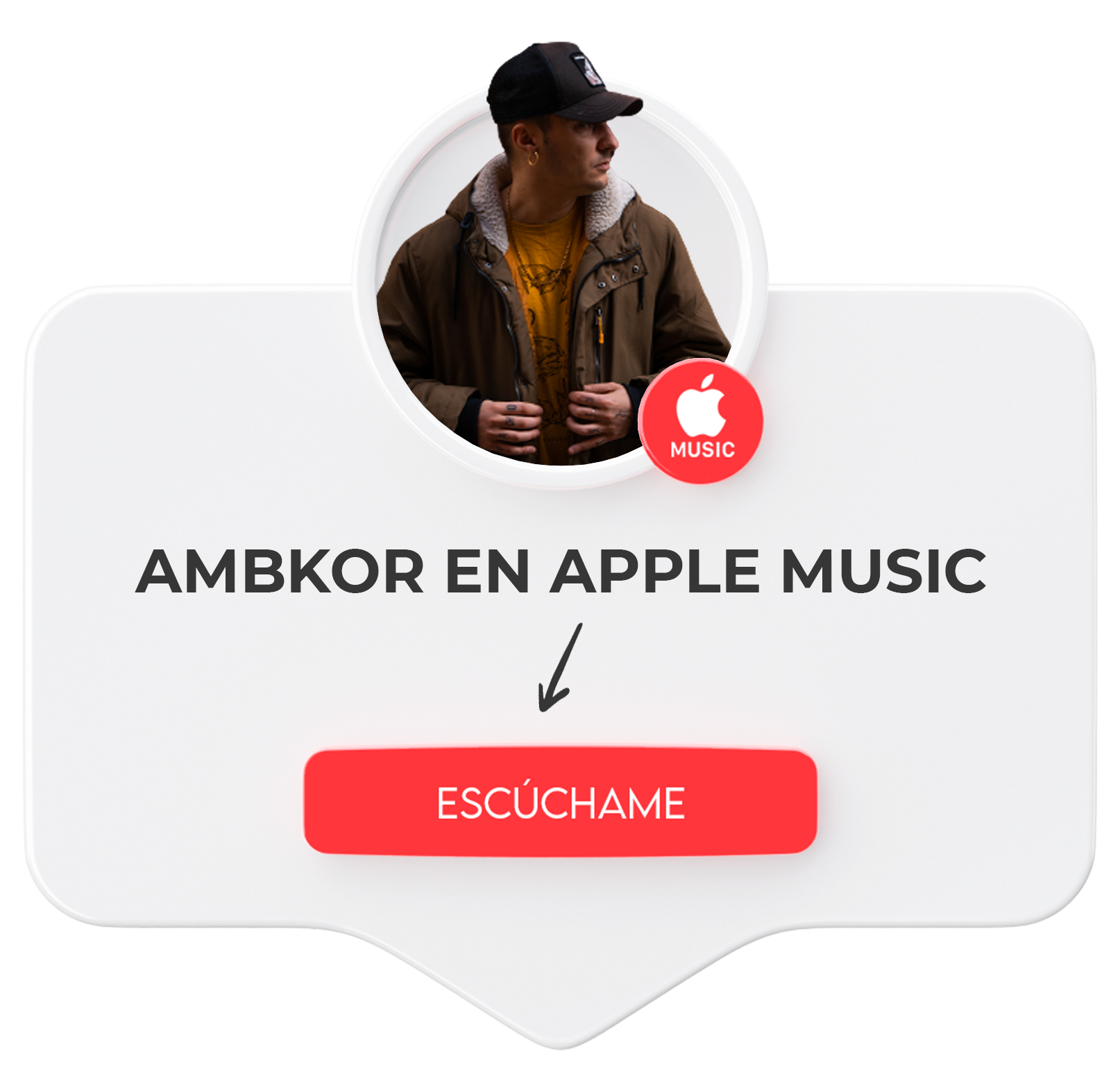 Ambkor en Apple Music