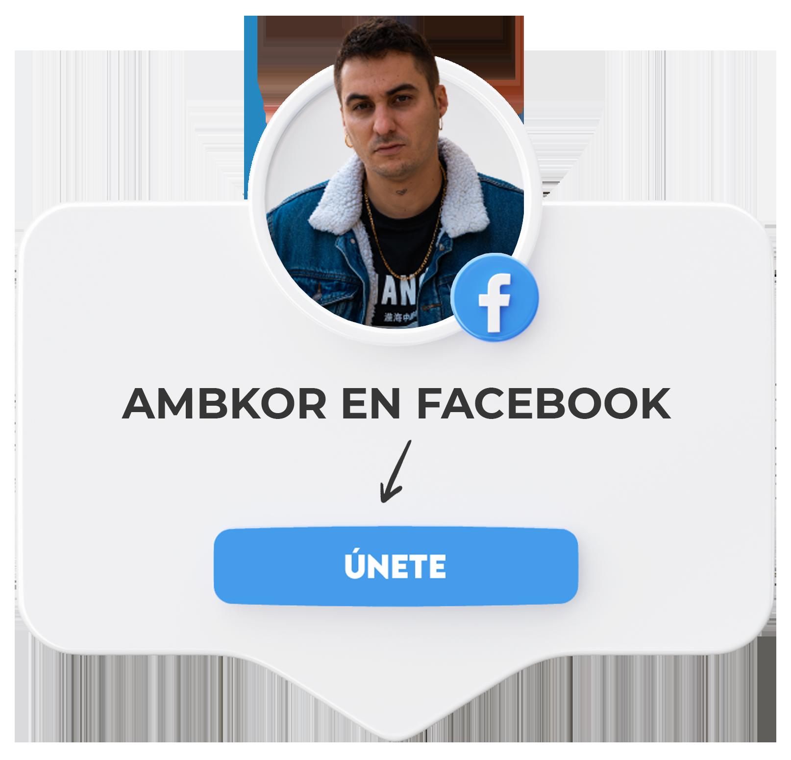 Ambkor en Facebook