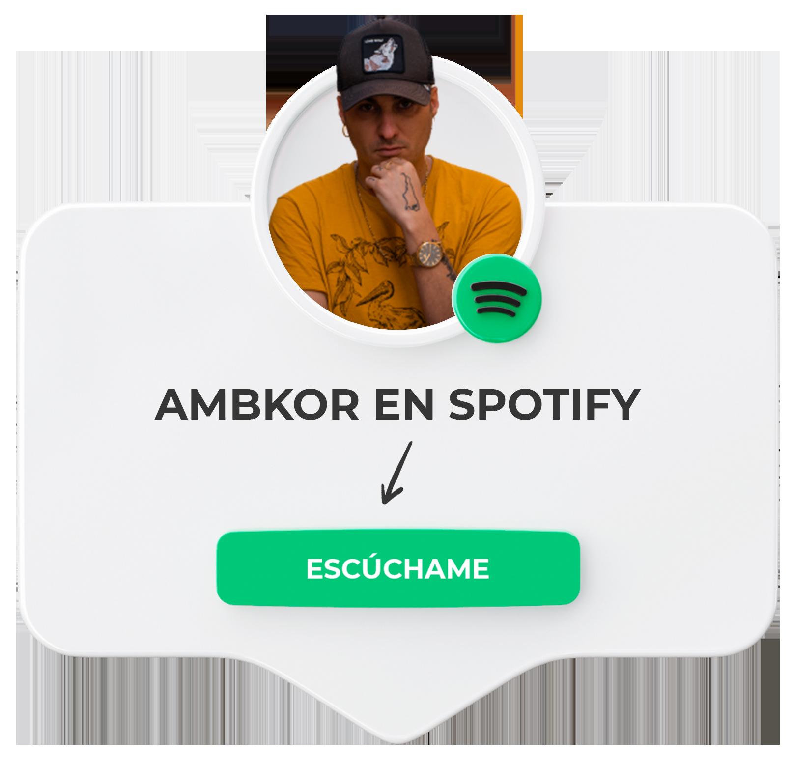 Ambkor en Spotify